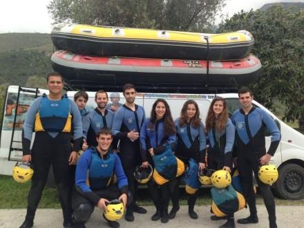 Rafting 2012/13