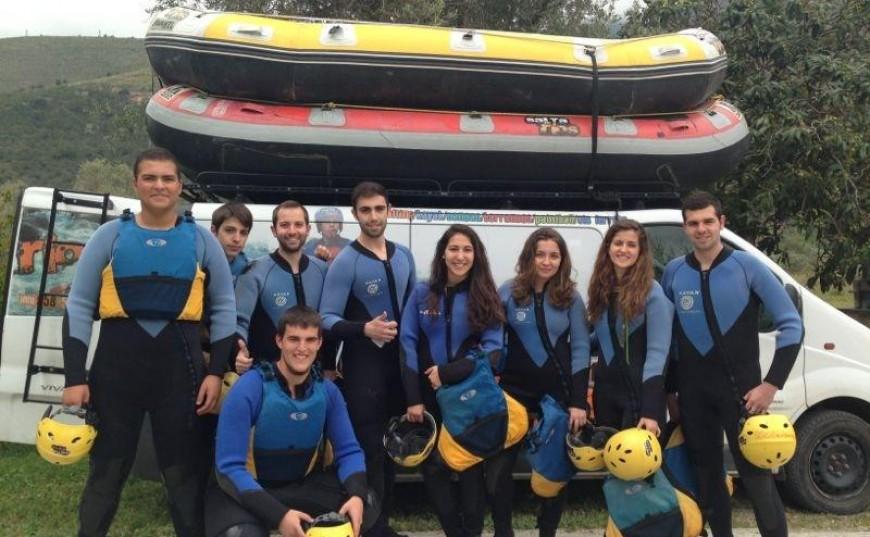 Le rafting 2012-2013