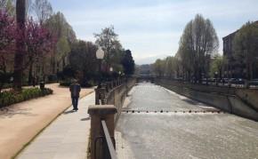 Footing en el río Genil 2012/13