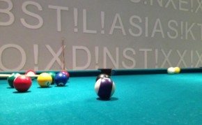 1º Campeonato de billar 2012/13