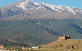 Castillo de la Calahorra, provincia de Granada