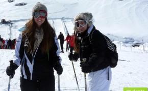 En la nieve 2013