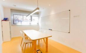 Sala de estudio y trabajo