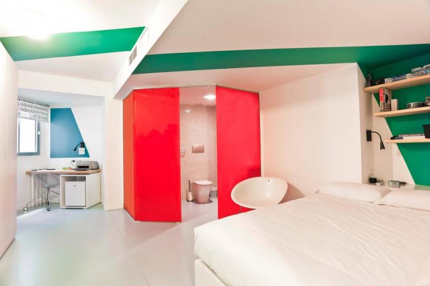Residencia para estudiantes en granadastudents suites for Residencia para estudiantes