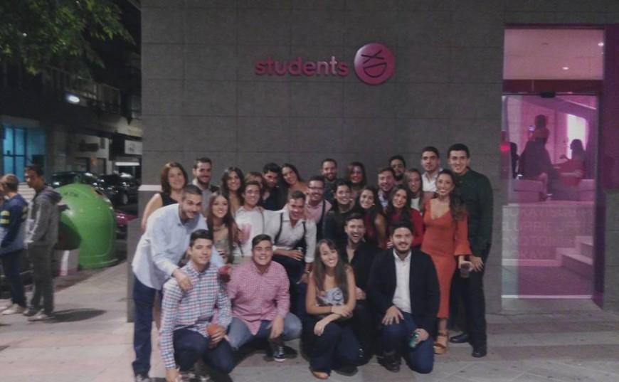 Fiesta Inauguración curso 2015-16