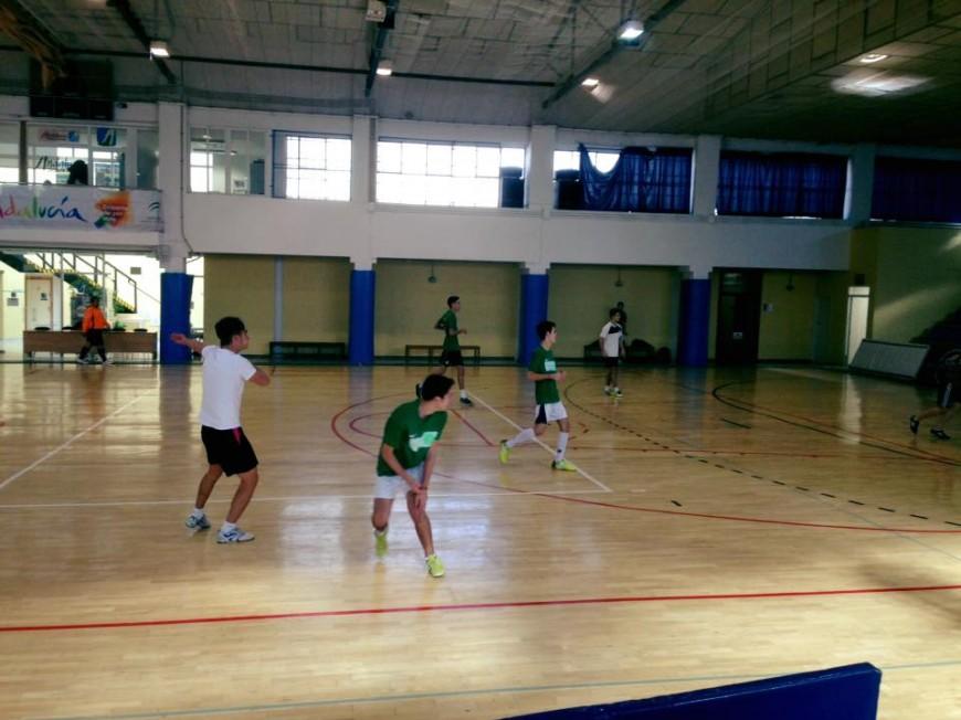 Fútbol Sala curso 2015-16